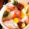 海の幸・山の幸を8種類以上使用。夷隅川の青海苔と里山の宝「自然薯」がポイントの「伊八めし」